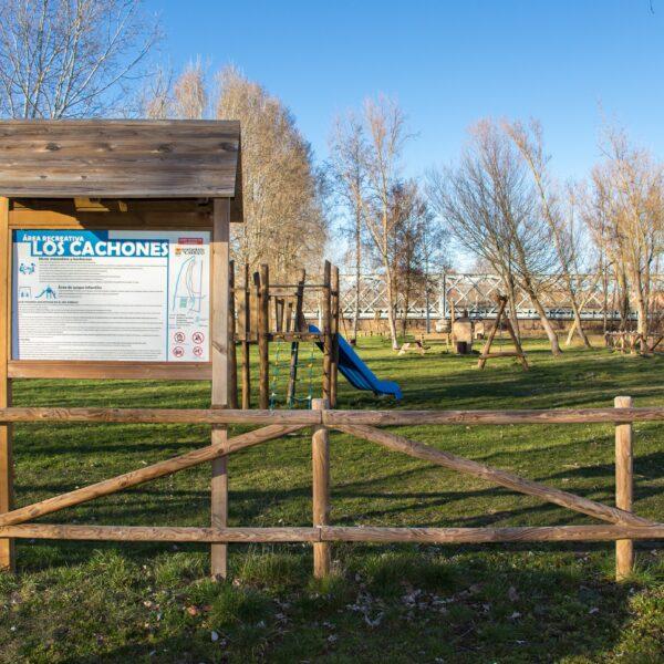 área recreativa Los cachones